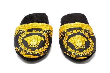Soft Opulent Luxury Slippers