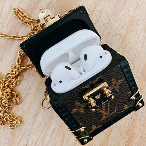 Luxurious Earbud Cases