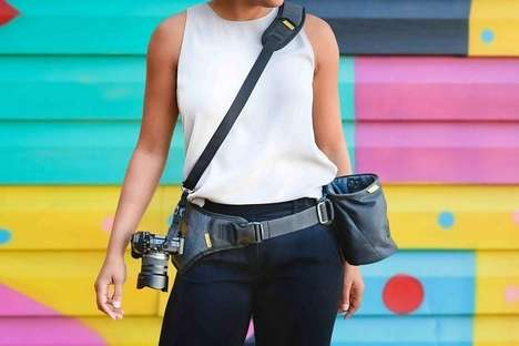 Sleek Hip Photography Bags