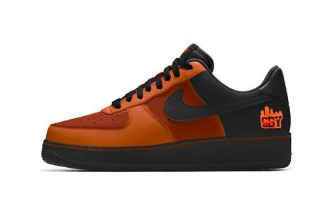 Halloween-Themed Limited Sneakers