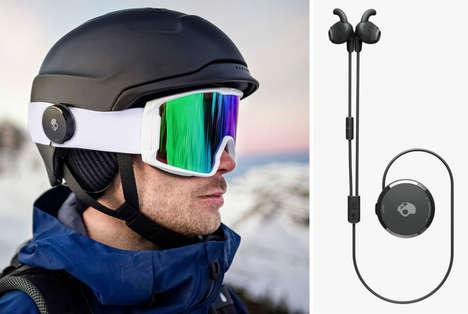 Low-Profile Sport Earbuds