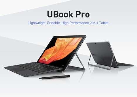 High-Performance Convertible Laptops