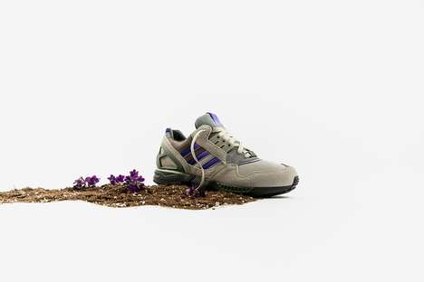 Terrain-Ready Resilient Sneakers