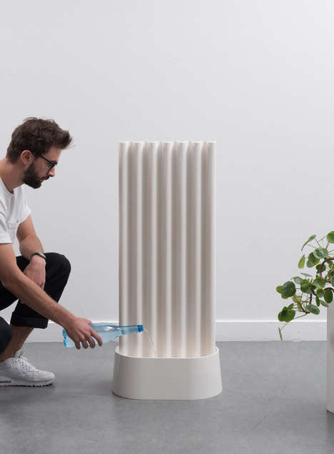 Electricity-Free Humidifiers