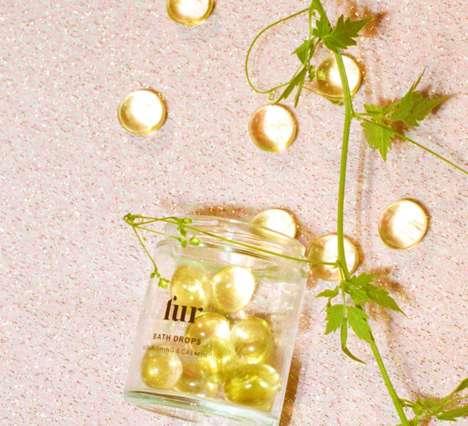 Seaweed-Derived Bath Products