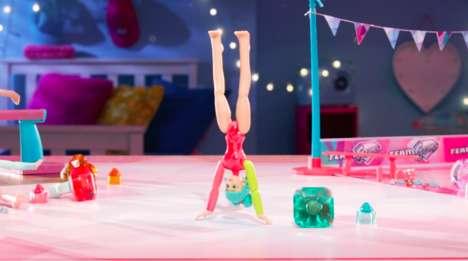 Balancing Gymnast Toys