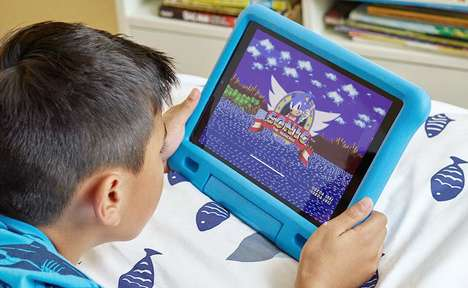 Interactive Educational Entertainment Tablets