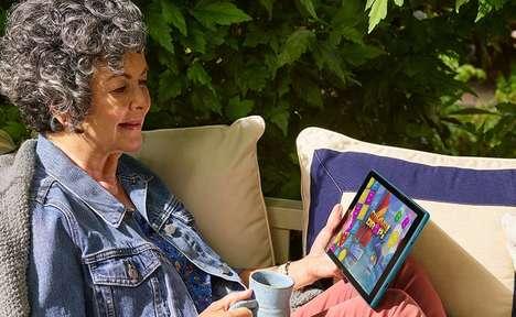 Expansive Entertainment Tablets