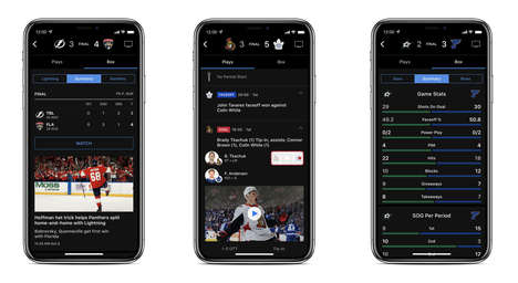 Data-Driven Sports Apps