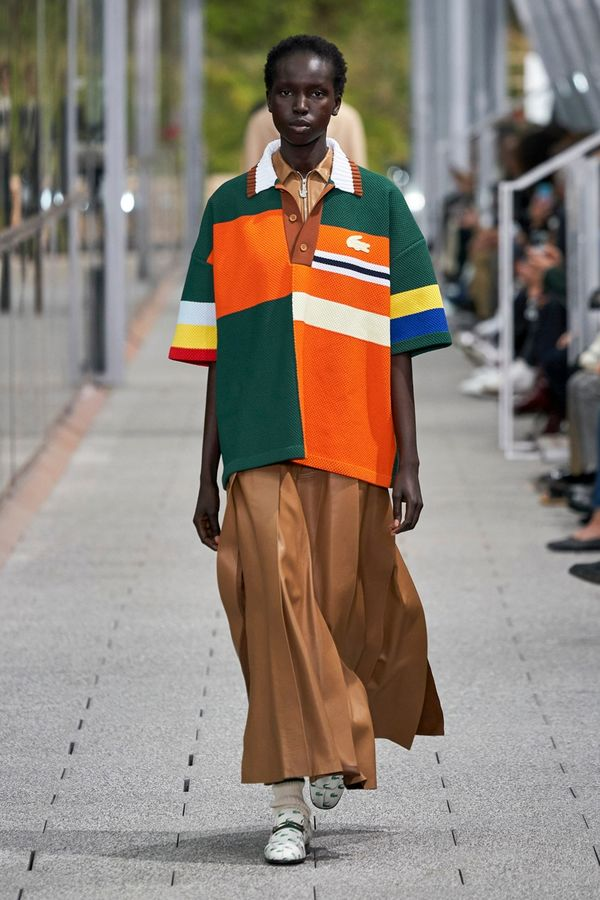 25 Color-Blocked Fashion Examples