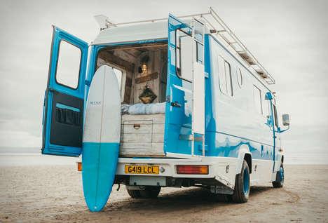 Beach House Camper Vans