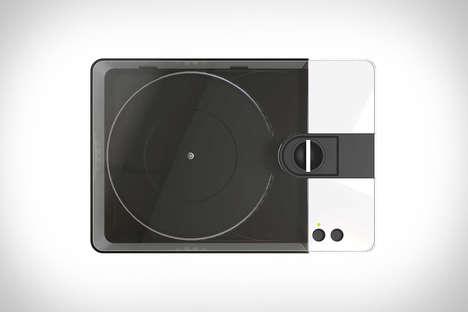 DIY Vinyl Recording Units