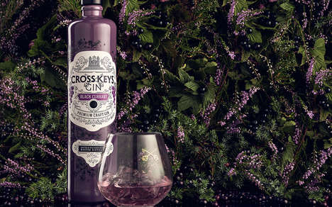 Balanced Black Currant Gins