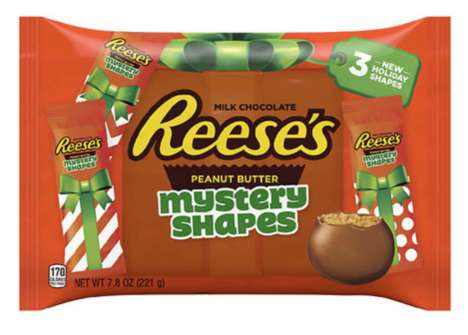 Mystery Shape Peanut Butter Cups