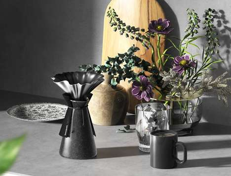 Florally Inspired Coffee Makers