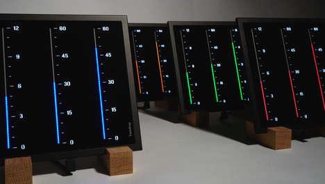 Simplistic Design-Forward Clocks