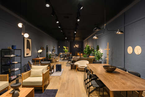 Psychology-Inspired Designer Furniture Shops
