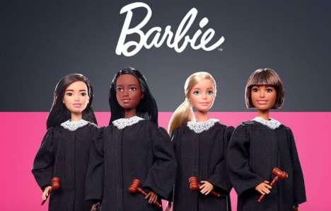 Charitable Judicial Dolls