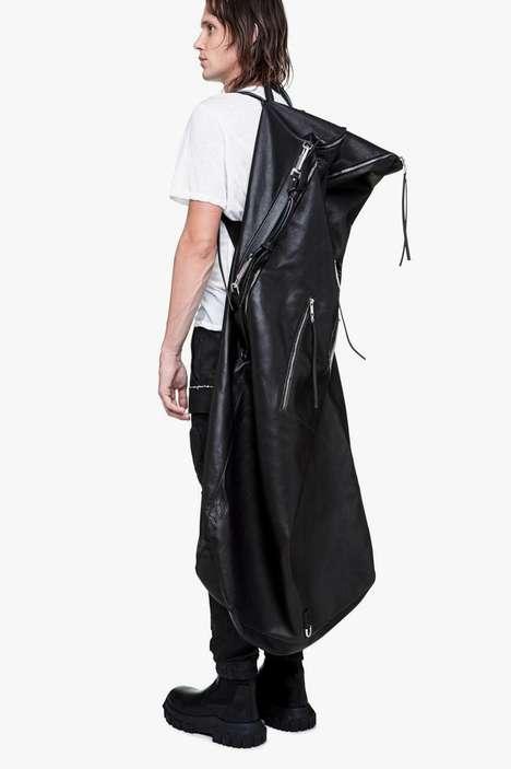 Design-Forward Oversized Duffle Bags