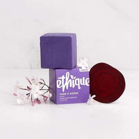 Solid Purple Shampoos