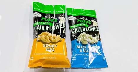 Snackable Cauliflower Puffs