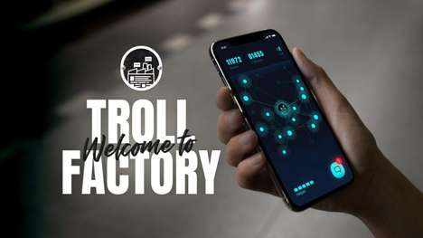 Troll-Themed Virtual Games