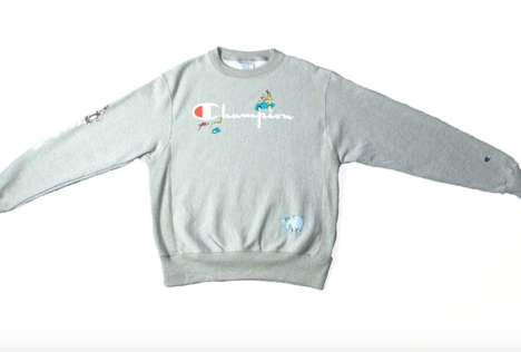 Childhood Author-Inspired Clothing Lines