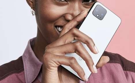Gesture Control Smartphones