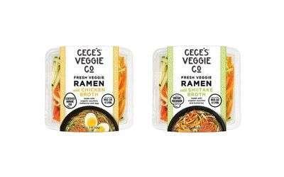 Veggie Noodle Ramen Meals