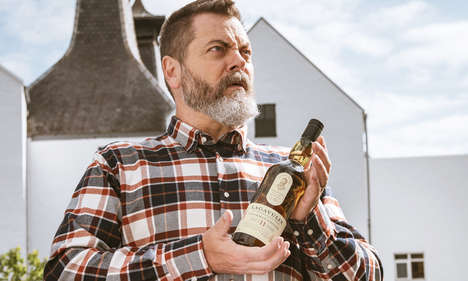 Comedian-Branded Liquor