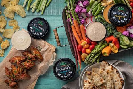 Nourishing Nut-Based Dips