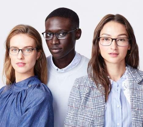 Expansive Eyewear Size Ranges