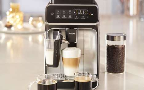 Hyper-Custom Coffee Drink Makers