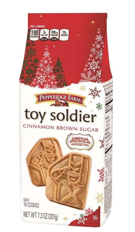 Brown Sugar Spiced Biscuits