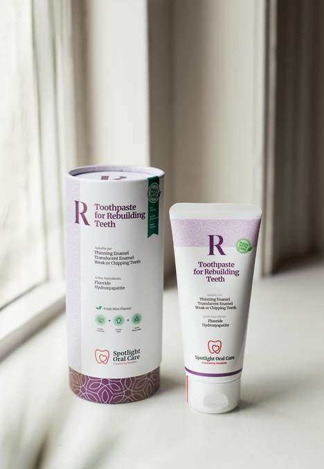 Targeted Eco-Friendly Toothpastes