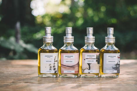 Wild-Harvested Gender-Neutral Scents