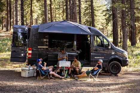 Aftermarket Camper Van Awnings