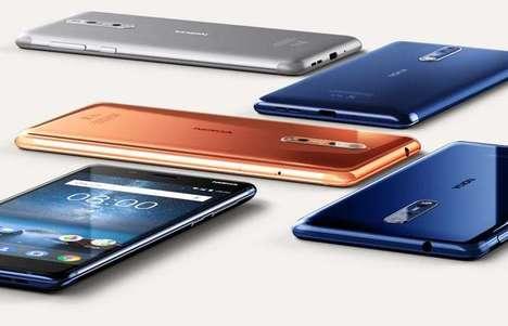 Speedy 5G-Enabled Smartphones