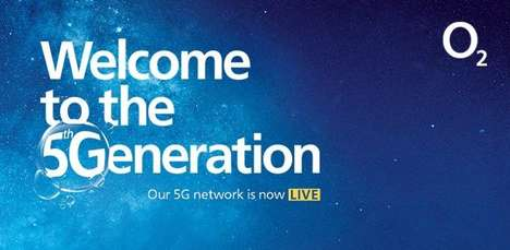 Expansive 5G Network Launches