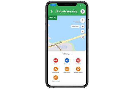 User-Generated Traffic Reporting