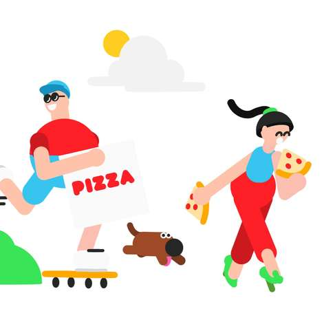 Employee Virtual Pizza Parties