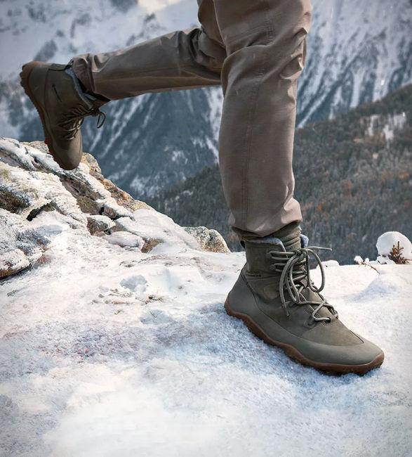 Vivobarefoot Tracker Snow Boots