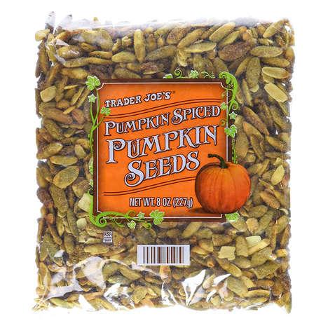 Meta Seasonal Seed Snacks