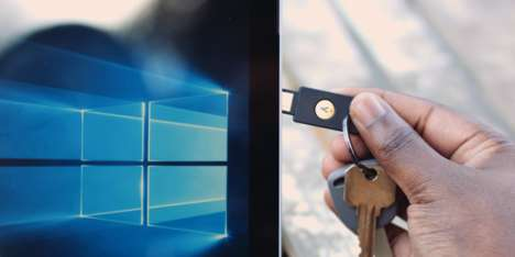Computer Compatible Security Keys