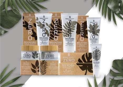 Waste-Reducing Natural Skincare