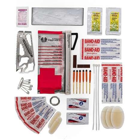 Pocket-Sized Emergency Kits