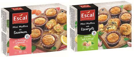 Savory Escargot Muffins