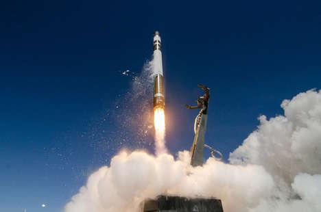 Lunar Orbit Launch Missions