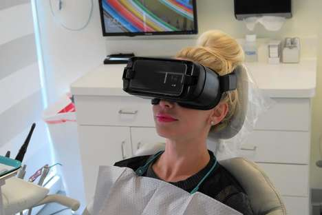 VR-Powered Tranquil Dentist Experiences