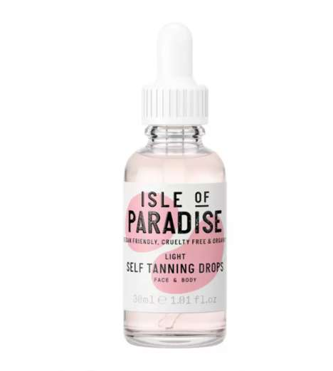 Clean Overnight Tanning Products